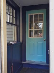 The Aqua Door