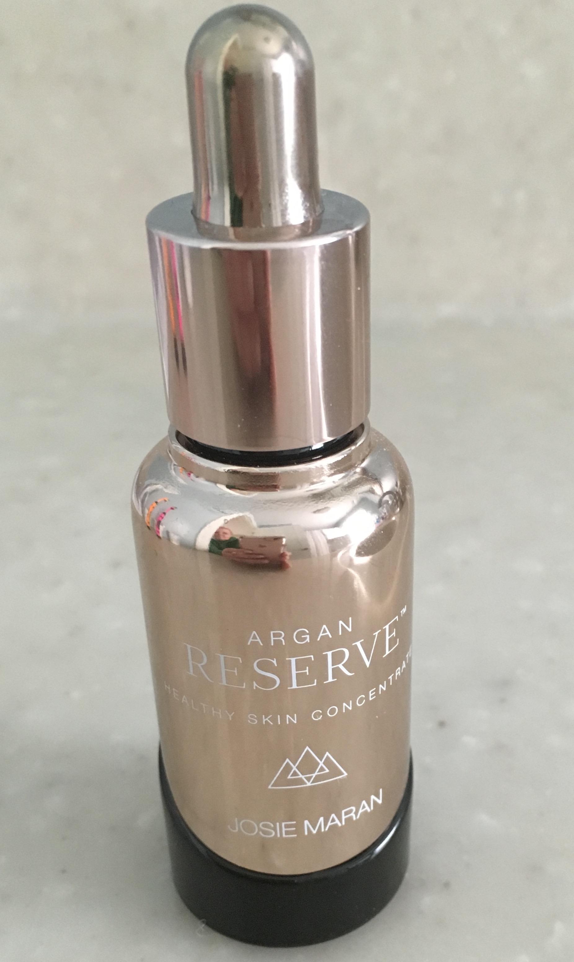 reserve argan oil josie maran