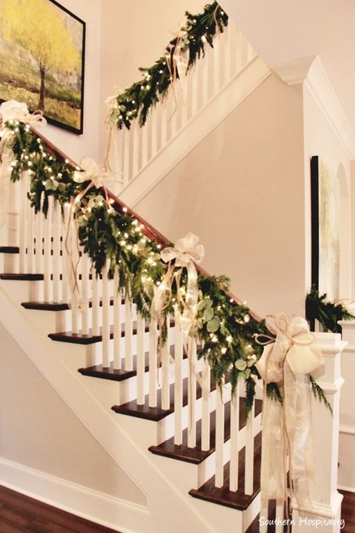holiday staircase